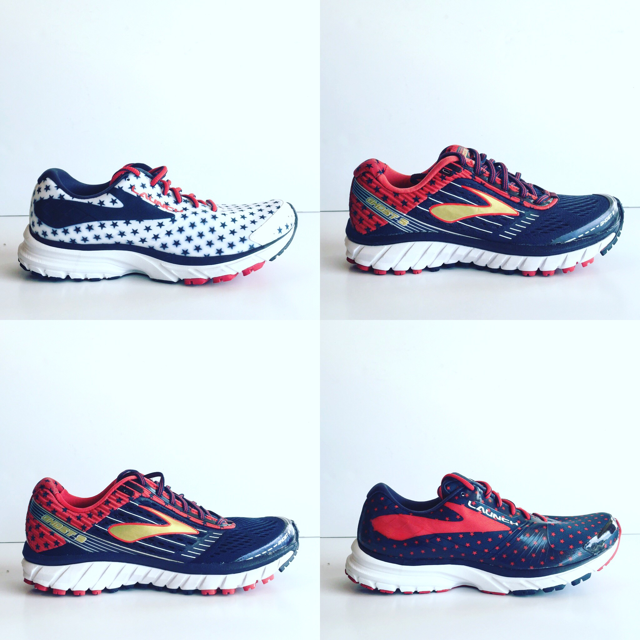 02b52fd37ba Just in Friday, July 1st 2016: Brooks Victory Pack Ghost 9 and Launch 3.  Available at Fleet Feet Kingspointe only July 1st-3rd and at Fleet Feet  Blue Dome ...